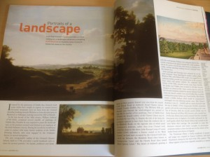 Irish Arts Review Autumn 2014, 'Portrait of a Landscape', Dr. Ruth Musielak, p122-113
